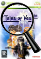 Tales of Vesperia cover